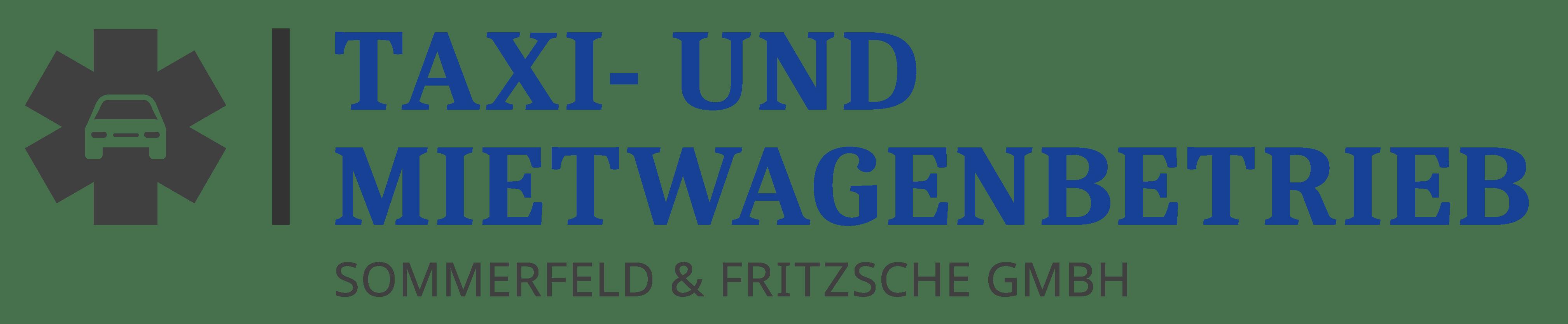 Taxi-Mietwagenbetrieb Sommerfeld & Fritsche GmbH